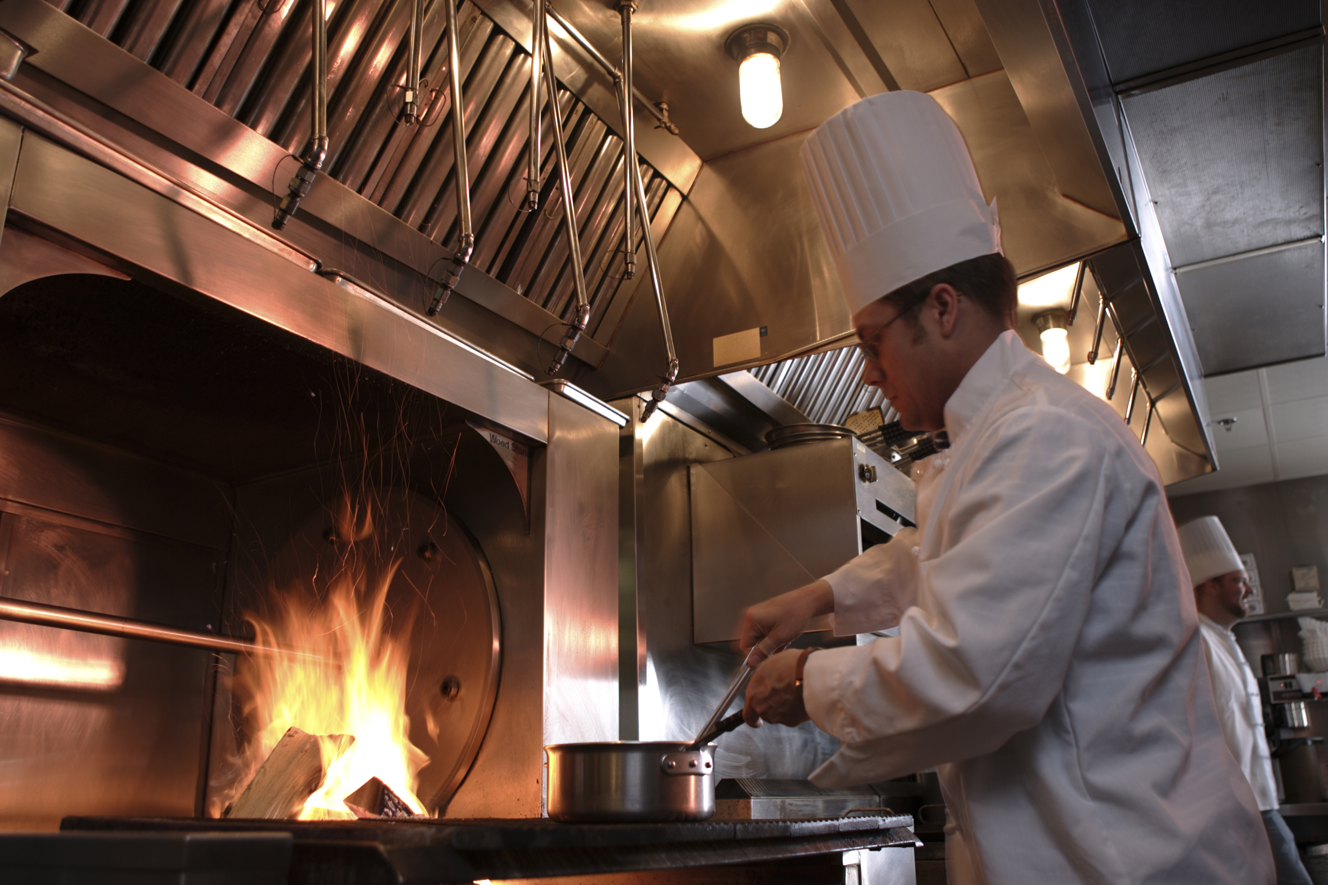 Commercial Kitchen Safety Manual