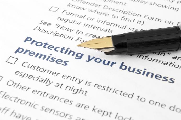 SME Safety Security Audit