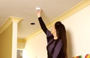 Exelgard Smoke Alarm Install