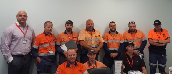 Wormald Northern Territory team is now FPAS accredited by the Fire Protection Association of Australia