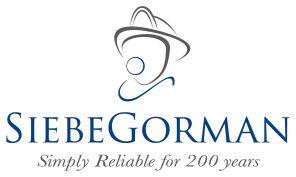 siebe gorman logo